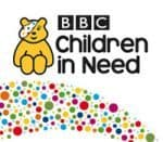 Children In Need Logo as a previous client of er event photography