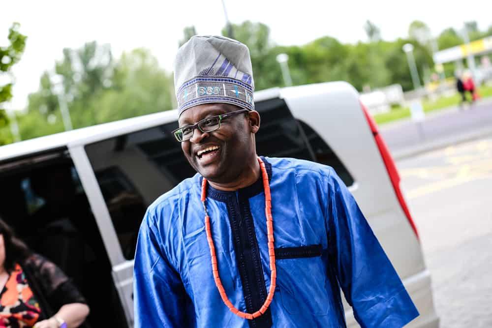 Nigerian Party Photographer