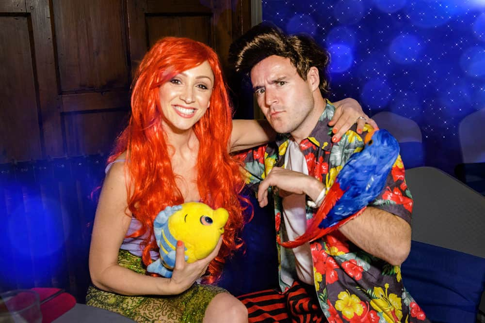 Lucy & Alan Celebrity Photo