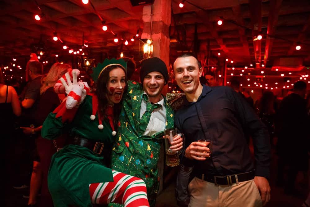 Bad Elf and Naughty Santa