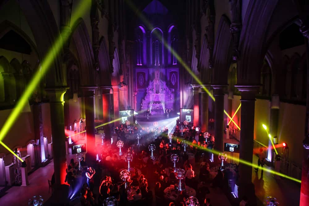 Events at The Monastery Manchester