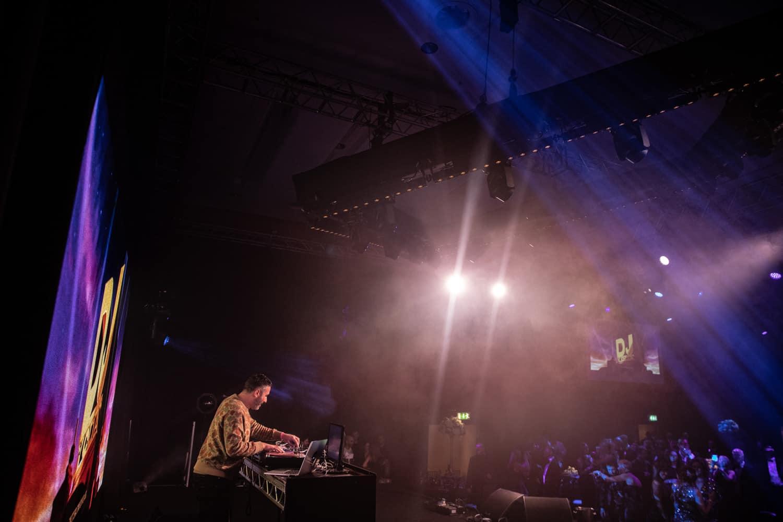 Celebrity Event Photographer Manchester DJ Yoda at a celebrity event