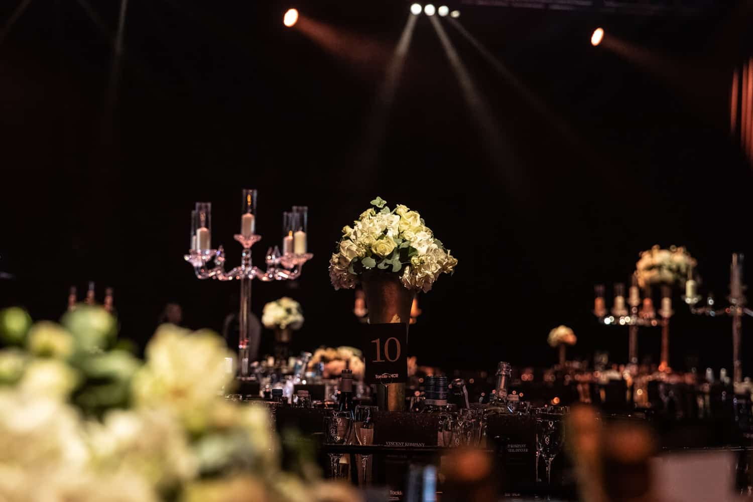 venue dressing for your next celebrity event in manchester