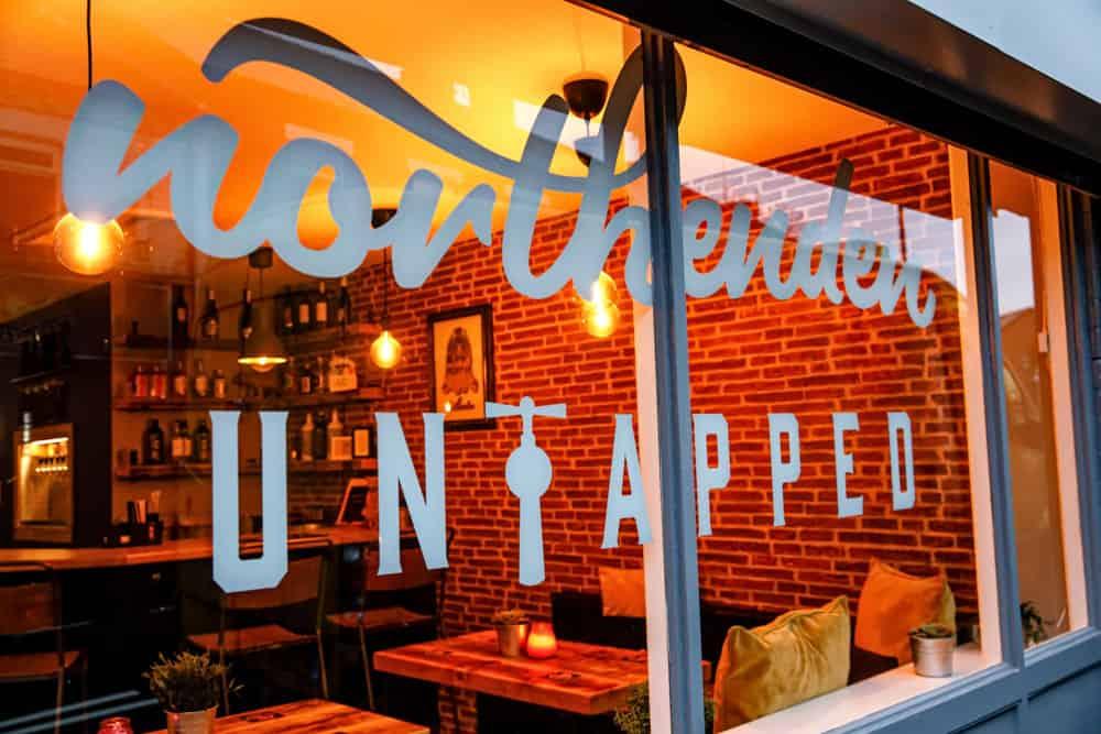 Northenden Untapped Bar