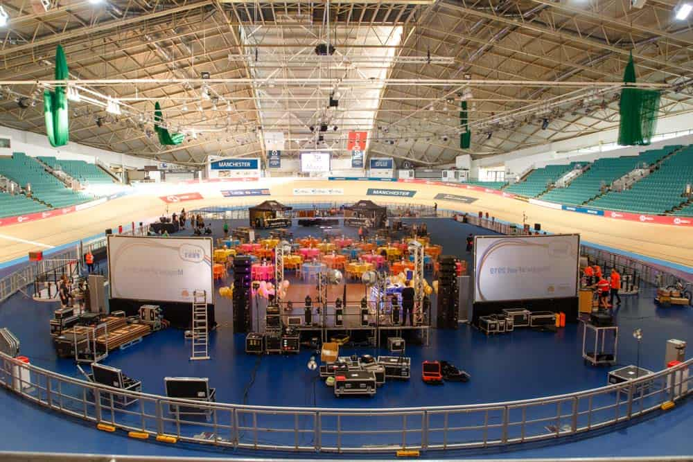 Events at The Manchester Cycling Centre