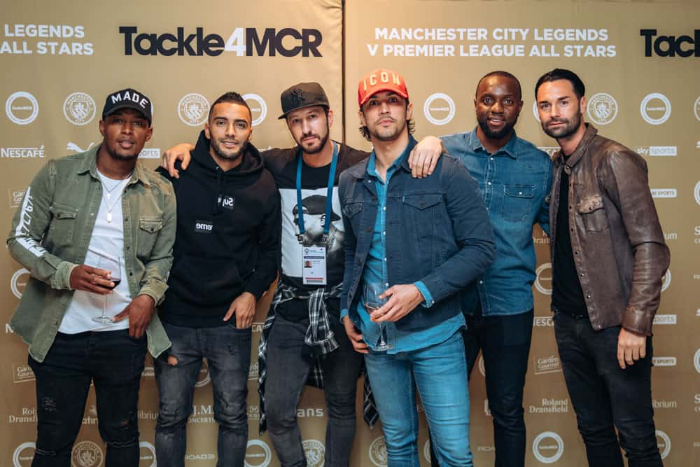 Tackle 4MCR Event