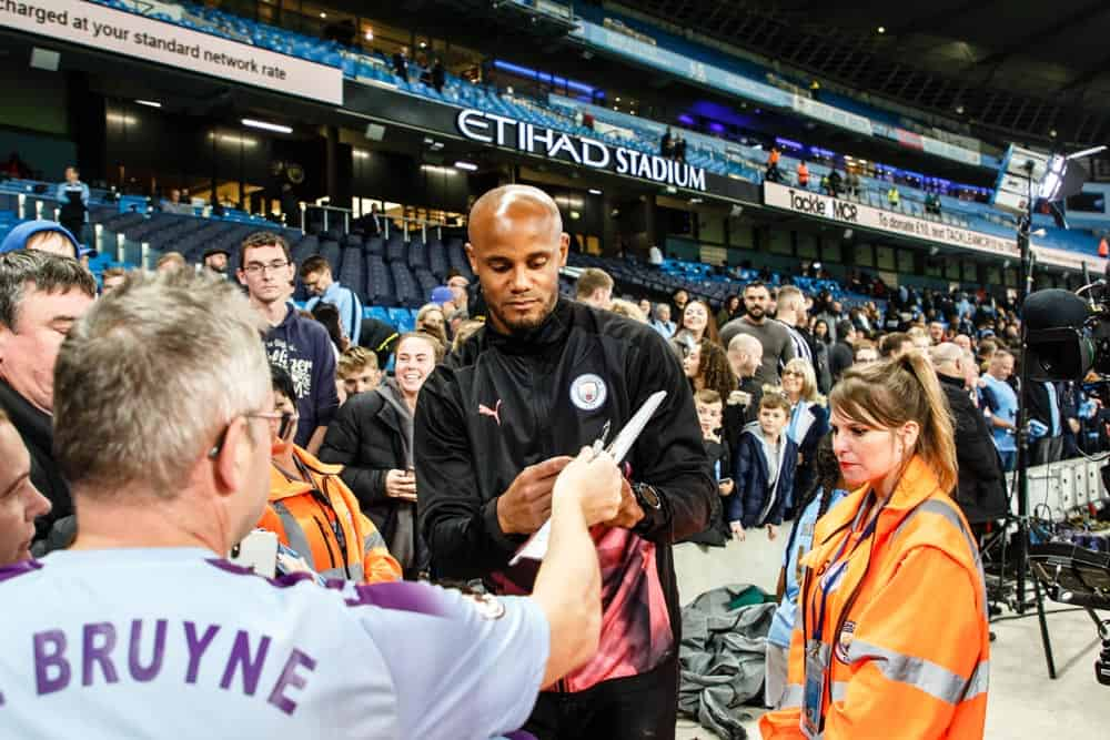 Manchester City Football Club Event