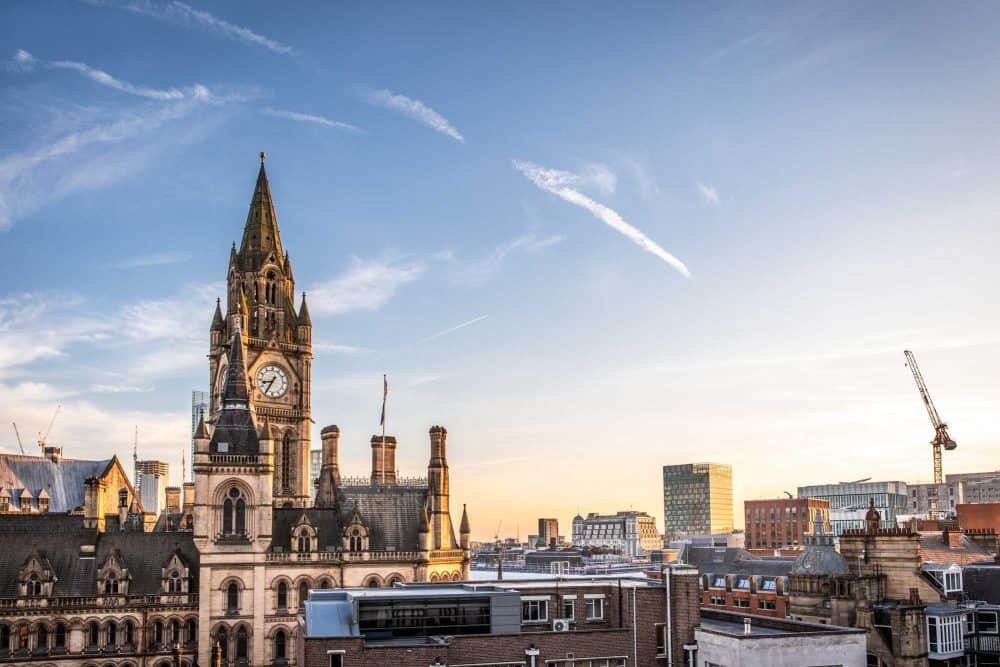 Property photography around manchester