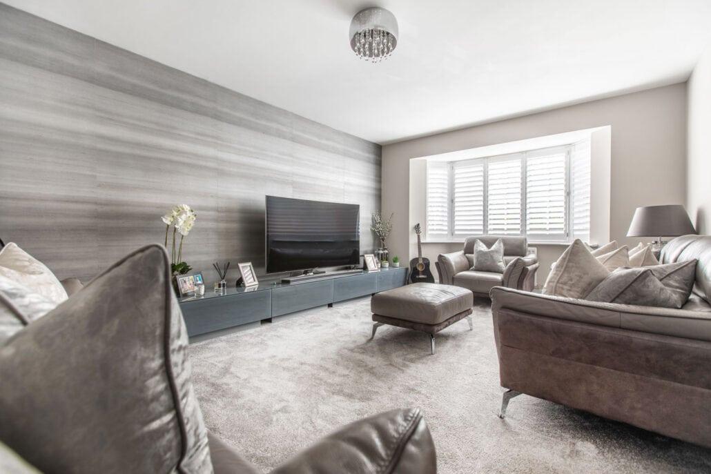 livingroom interior of a house