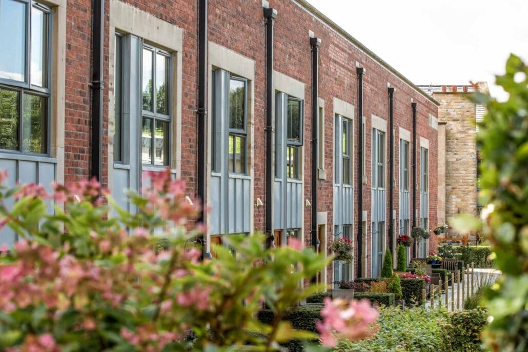 property photo of some residential homes in bury