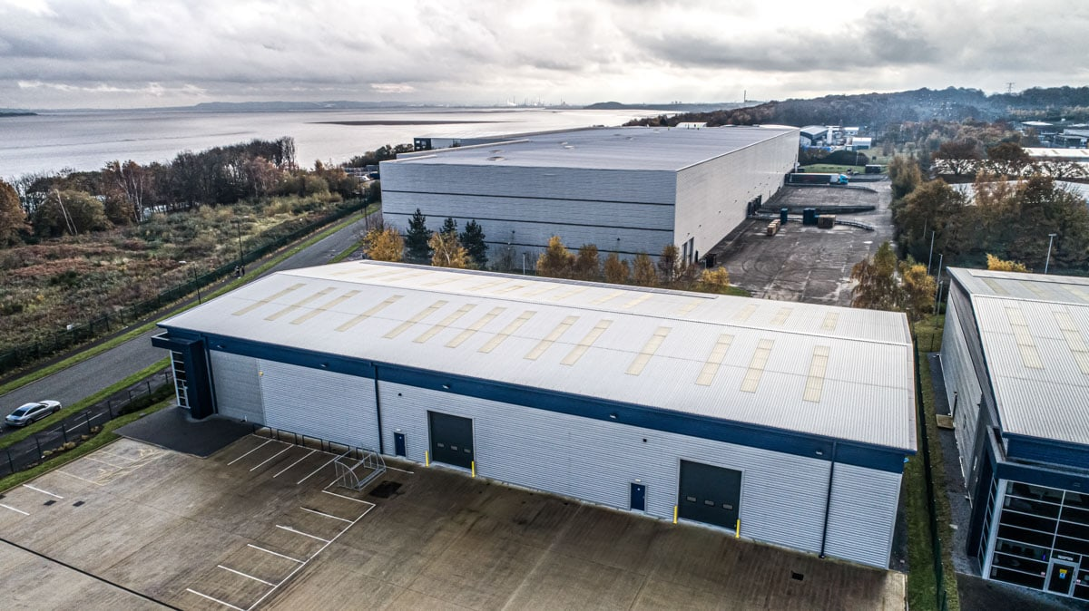 Commercial Photographer Manchester drone photography