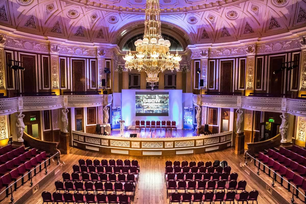 Liverpool conference centre available for conferences