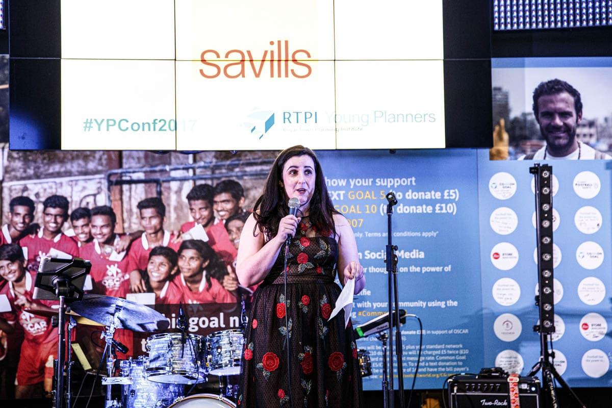 conference speaker for savills