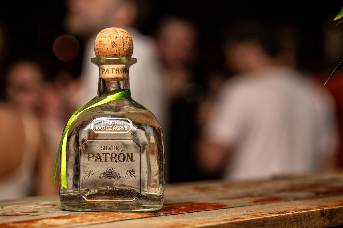patron tequila pr campaign photo