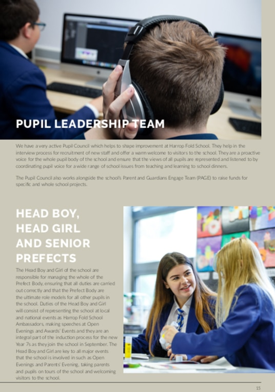 School prospectus photography in manchester for a commercial photoshoot